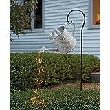 Surfiiiy Tuinlampen Gieter Tuingieter Licht Lampions, DIY Watering Can Fairy Lights Solar LED Light Tuin Decoratie Lampions