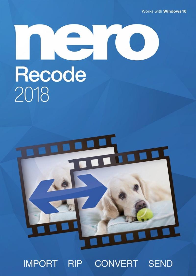 Nero Recode 2018 [Téléchargement]