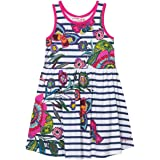 Desigual Girl Knit Dress Straps (Vest_Libreville) Vestido para Niñas