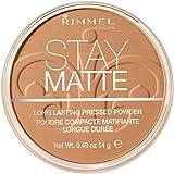 Rimmel London, Stay Matte Pressed Powder, 30 Caramel, 14 g