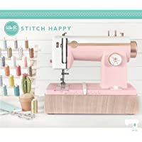 We R Memory Keepers Wr663128Stitch Happy Machine à Coudre–Menthe