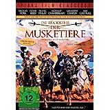 Die Rückkehr der Musketiere (The Return Of The Musketeers) - Die ungekürzte Fassung des Abenteuerfilms mit Starbesetzung nach