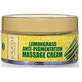 Vaadi Herbals Lemongrass Anti Pigmentation Massage Cream, 50g