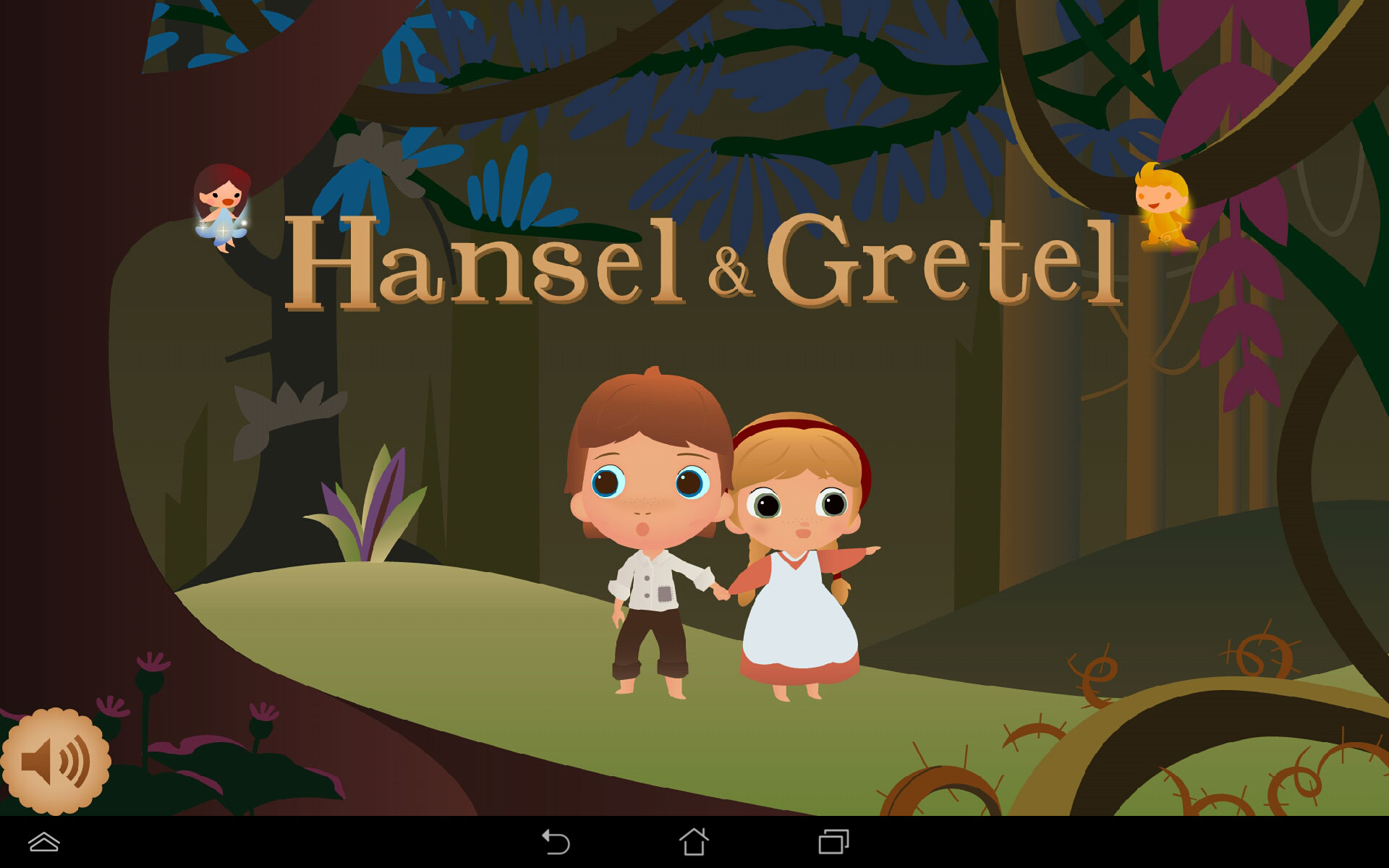 hansel and gretel apps f r android. Black Bedroom Furniture Sets. Home Design Ideas