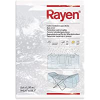 Rayen Stendino per Pioggia | Copertura Fodera stendibiancheria Impermeabile Copertina Antipolvere al Profumo di Limone…