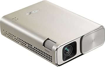 ASUS ZenBeam Go E1Z USB Pocket Projector 150 Lumens Built-in 6400mAh Battery Up to 5-Hour Projection time