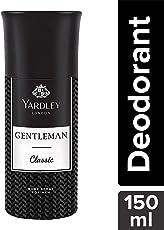 Yardley London Gentleman Classic Deo for Men, 150ml