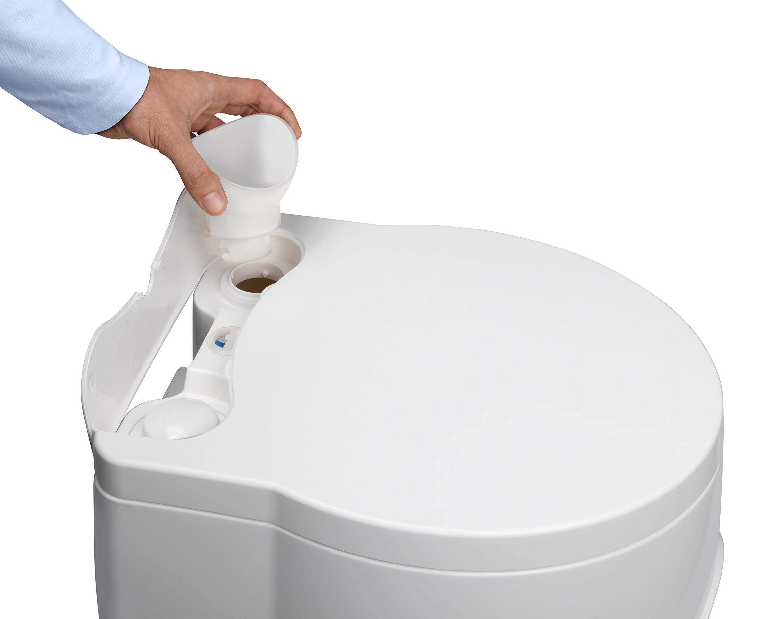 Thetford 92305 Porta Potti 565P Excellence Portable Toilet (Manual), 448 x 388 x 450 mm 17