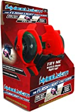 Starwalk Flashing Roller Skate Red Colour