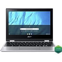Acer Chromebook Convertible 11 Zoll (CP311-3H-K95V) (ChromeOS, Laptop, HD Touch-Display, Akkulaufzeit: Bis zu 15 Stunden…