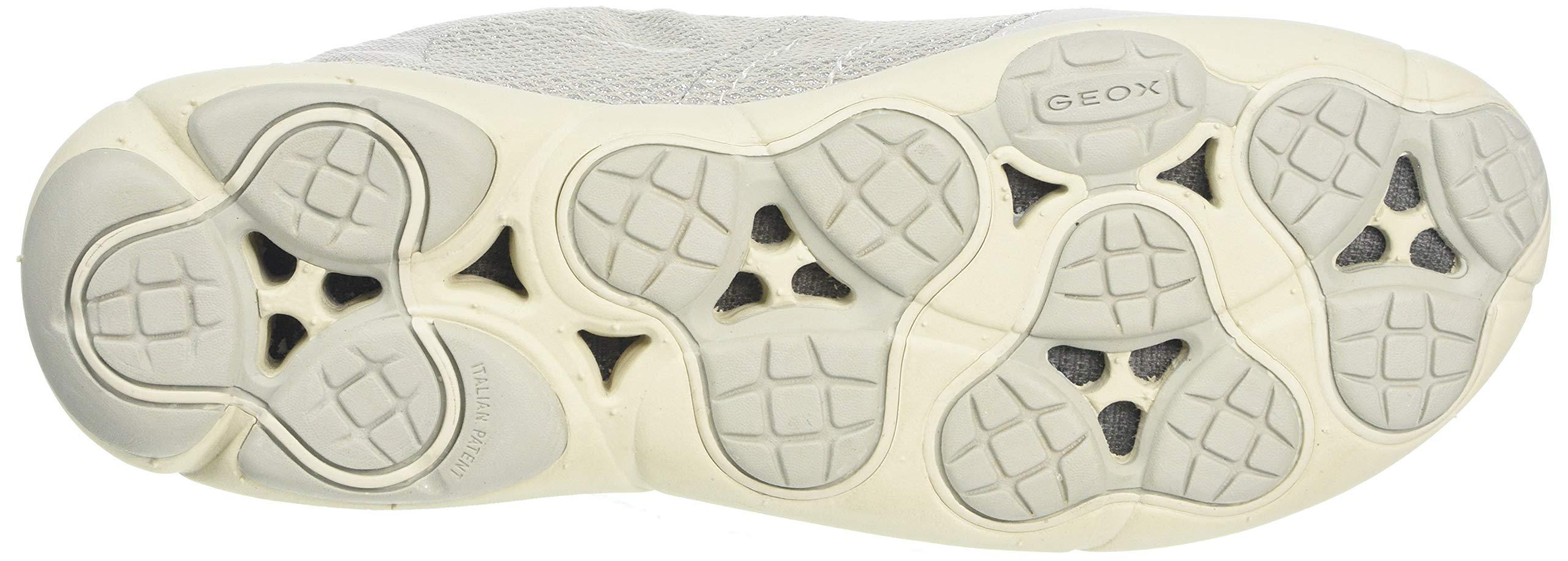Geox Damen D Nebula C Sneaker 3