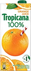 Tropicana Orange 100% Juice, 1000ml