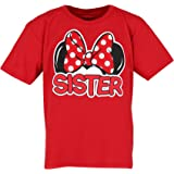 Disney Matching Family Collection Minnie Mouse Sister T-Shirt