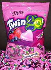 Twingo - Strawberry Black Current Candy Pouch