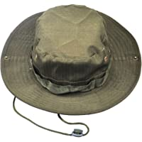 JITTY Military Boonie Hat Wide Brim Summer Sun Hat Hunting Hat Bucket Hat for Men & Women Outdoor Fishing Hiking Camping…