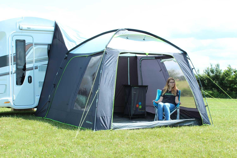 Outdoor Revolution Cayman XL Freestanding Driveway Campervan Awning 2