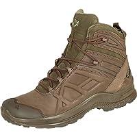 Haix Black Eagle Nature GTX WS Mid Chaussures d'extérieur extrêmement légères et hautement Respirantes en Cuir Nubuck -