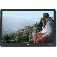 Garsent Digital Bildrahmen, 15 Zoll Hohe Auflösung Fotorahmen mit Foto/Musik / Video Player Multi Funktions, Ultra Slim…