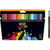 BIC Color Up rotuladores de colorear - colores surtidos, pack de 24 (964901)