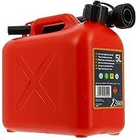 XL Tech 506020 Jerrican Homologué Carburant 5 L
