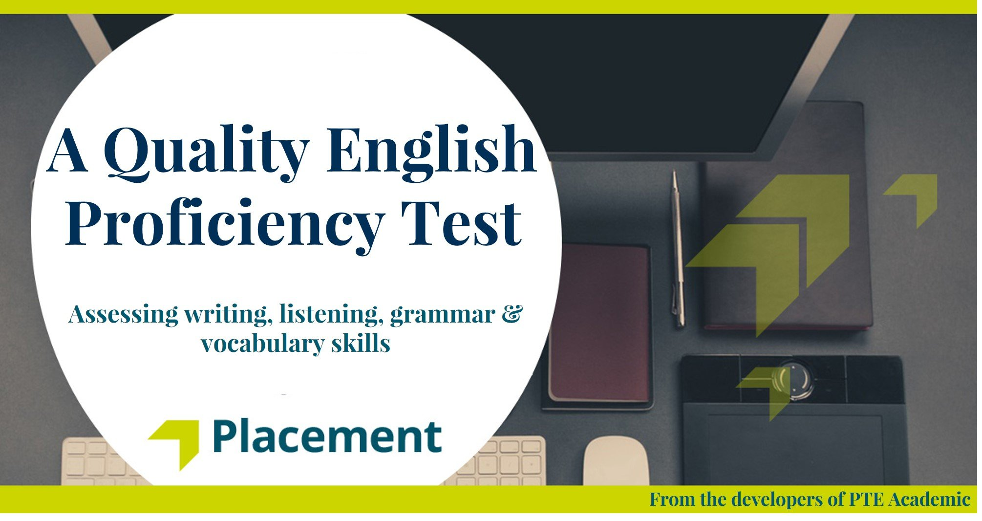 Pearson English Placement Test - An English Proficiency Diagnostic (Without Speaking Skills Analysis)