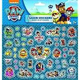Pawpatrol 720299 Stickervel Holo Totum: 45+ Stickers