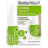 BetterYou DLux 3000, Dagelijkse Vitamine D Orale Spray - 15 ml