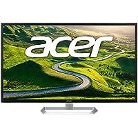 Acer 31.5-inch (80.01 cm) Full 2560 x 1440 WQHD IPS Panel Monitor - EB321HQU Awidpx (Black)