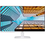 Acer 21.5 Inch Full HD IPS Ultra Slim (6.6mm Thick) Monitor I Frameless Design I AMD Free Sync I Eye Care Features I Stereo S