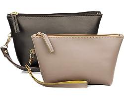 Mammon Women's Handbag (Set of 2) (Mu-black-cream_Black & Cream)