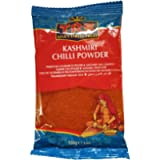 TRS Kashmiri Chilli Powder 100g Red Cooking Spice Ground Food Dish Hot Vegetables Indian Asia's
