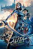 Affiche Cinéma Originale Grand Format - Alita : Battle Angel (Format 120 x 160 cm pliée)