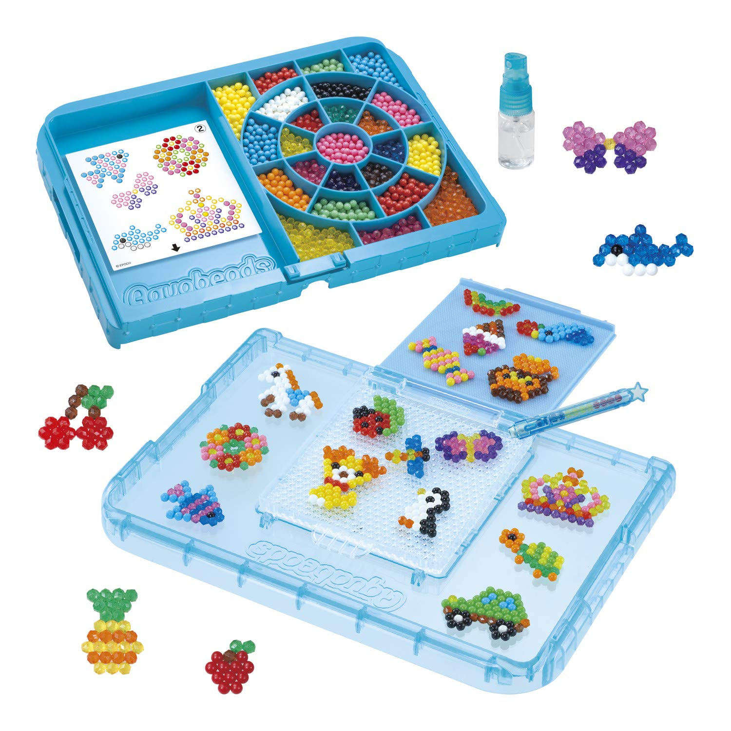 Aquabeads-32788-Beginners-Studio-with-flip-tray-Various