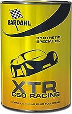 Olio motore auto Bardahl XTR C60 Racing 20W60-2 Litri