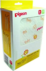 Pigeon Disposable Bibs 20 pieces (6months)