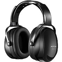 Mpow 044 Casque antibruit Réglable, Casques Anti-Bruit NRR 29dB/SNR 36dB avec Sac de transport, Cache-oreilles à protection auditive Réglable de Réduction du Bruit pour Soudage, chantier