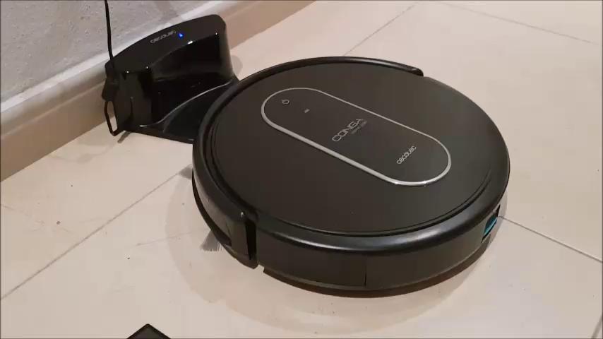 Robot Aspirador y Fregasuelos 4 en 1; Mapeo con Navegación Inteligente, 7 Modos de Limpieza con MagneticStrip. 3 Niveles de Fregado, Programable: Amazon.es: ...