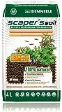 Dennerle Soil Black Color Type 1-4mm, 4 L - 3,67 kg