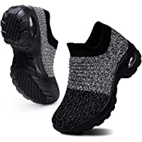 HKR Basket Femme Confor Chaussure de Marche Sport Travail Casual Fitness Gym Sneakers