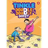 Tinkle Double Double Digest No. 04