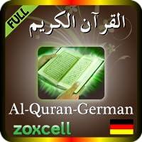 My German Quran With Audio Full