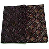 Niranj Printed Cotton Lungi for Men (Pack of 2-Multicolor)
