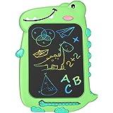 Kinder Dinosaurier Spielzeug Jungen Mädchen - Geschenkideen Spielzeug ab 3 4 5 6 Jahre Lcd Schreibtafel Kinder Adventskalende