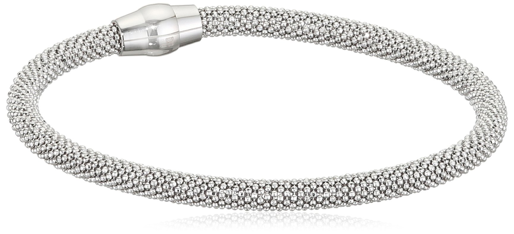 Elements Silver - Bracciale da donna, argento sterling 925, 190 mm, cod. B4174