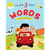 My First 3 Letter Words : Tracing And Activity Book
