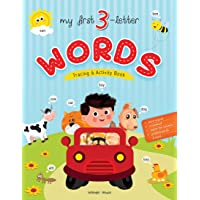 My First 3 Letter Words: Tracing and Activity Book