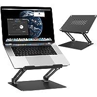MiiKARE Support Ordinateur Portable Support PC Portable Réglable Ergonomique Refroidissement Laptop Stand pour MacBook…