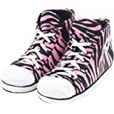 Gohom Men's High-top Slippers House Boots Indoor Shoes