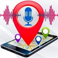 GPS Voice Navigation & Maps Route Finder