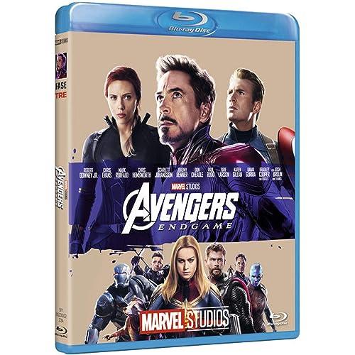 Avengers Endgame 10° Anniversario Marvel Studios ( Blu Ray)